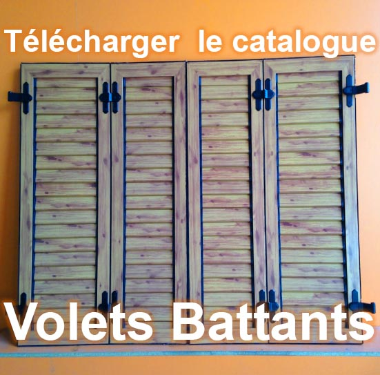 Volets Battants catalogue